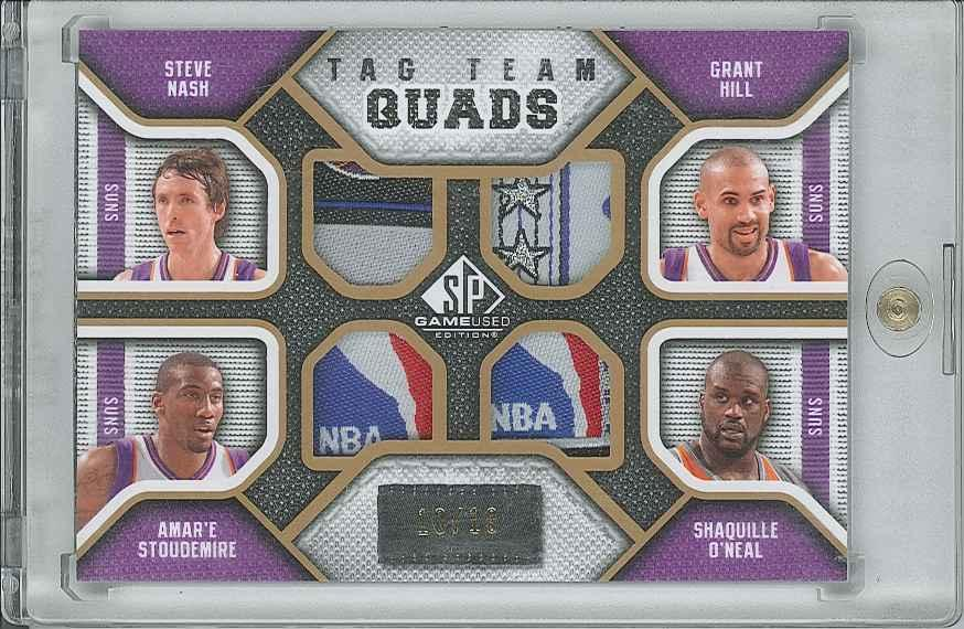 #TQPHOE Steve Nash/ Shaquille O'Neal/ Grant Hill/ Amare Stoudemire